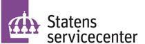Swedish Government Service Center logo