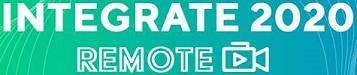 Integrate 2020 Remote logo